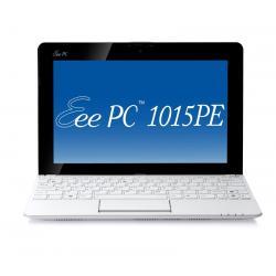 ASUS Eee PC Seashell 1015PE Atom N450/10(matowa)/250/1024/BT/WI-FI/CAM-0,3/W7S - BIAŁY - praca na baterii do 11 godzin
