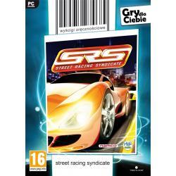 Gra PC Seria dla Ciebie - Street Racing Syndicate