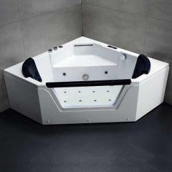 Wanna z hydromasażem GE116TSL 150/150cm Sauny i akcesoria