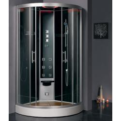 kabina parowa DZ949F8 100/100cm Sauny i akcesoria