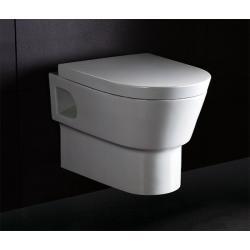 WD332P WC wiszące z deska wolnoopadającą Baseny