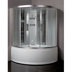 DA325HF3 135/135cm z wanną Sauny i akcesoria
