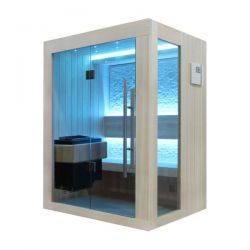 EO-SPA Sauna B1252A BiO 150/110cm Sauny i akcesoria