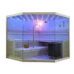 EO-SPA Sauna B1101B BiO 200/200cm Zabawne gadżety