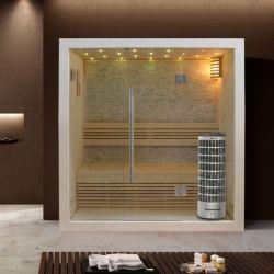 E1103C Sauna Sucha 120/105 cm Sauny i akcesoria