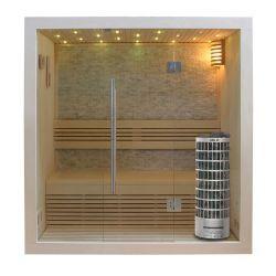 AWT E1103B drewno topolowe 150x105 6,8kW Cilindro Sauny i akcesoria