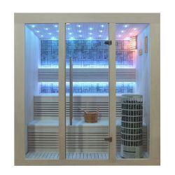 AWT sauna E1215A drewno topolowe 200x150 9kW Cilindro