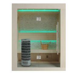 AWT sauna E1252B drewno topolowe 120x110 6,8kW Cilindro
