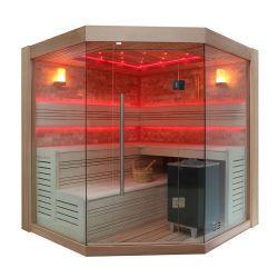 AWT E1415B cedr czerwony 200x200 9kW EOS Cubo Sauny i akcesoria