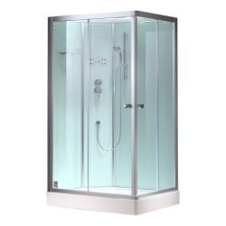 Prostokatna kabina prysznicowa EAGO 1200-11IH 120x90 Lewa