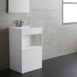 Umywalka wolnostojąca Eago LZ517 biała połysk Dom i Ogród