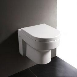 EAGO Miska toaletowa wisząca WC WD101P Budownictwo i Akcesoria