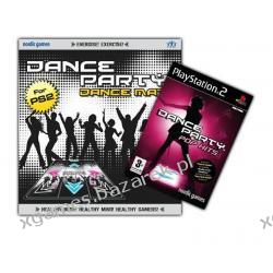 PS2 Mata Dance Party +Gra PS2 Dance Party Pop Hits