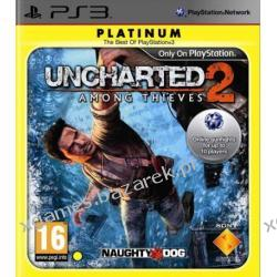 Uncharted 2: Among Thieves PS3 Platinium