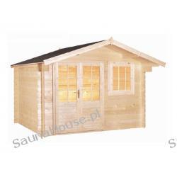 Domek ogrodowy JAŚ 7 400x400