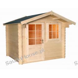 Domek ogrodowy DUO 1 250x250