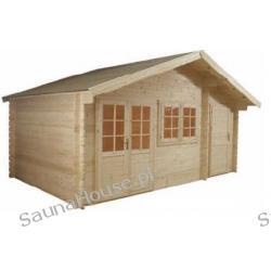 Domek ogrodowy ALA 2 500x300