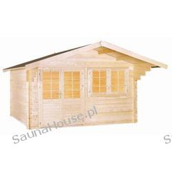 Domek ogrodowy TADEK 3 400x400