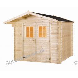 Domek ogrodowy CUBIKUS 3 200x250