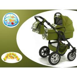 Wózek TAKO JUMPER X 3 w 1 2010 MINERALS +5XGRATIS