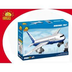 Cobi Klocki BEOING 767 DREAMLINER 260 KL.