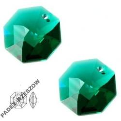 8015 Swarovski OCTAGON 16 mm EMERALD