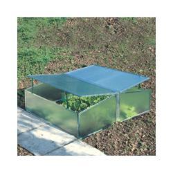 Inspekt ogrodowy Gutta - skrzynia podwójna, MODEL 2