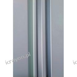 Profil do metalizowanych płyt dekoracyjnych, Srebrny Szczotkowany