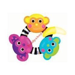 Sassy GRYZACZEK GRZECHOTKA GRYZAK 3 małpki