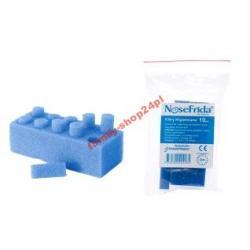 Nose FRIDA 10 Filtrów do aspiratora