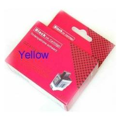 Tusz do Brother MFC 210 410 620 DCP110C 310CN Yellow...