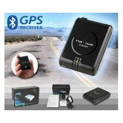 Bluetooth GPS Navi + Logger GPS-4043...