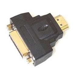 Kabel Adapter HDMI wyjscie 24pol na DVI wejscie...