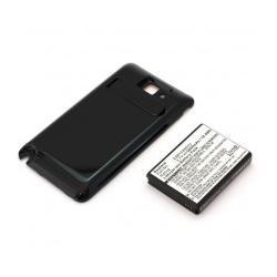 Aku do Samsung Galaxy Note N7000 Li-Ion 5000mAh plecki...