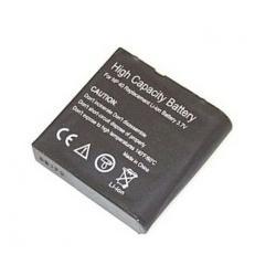 Aku do Casio Exilim Zoom Z30 Z40 Z50 Z55 Z57 NP-40...