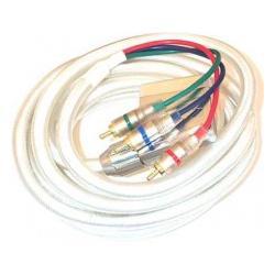 Kabel HAMA SCART Video YUV komponentowy 3x chinch - 3m...