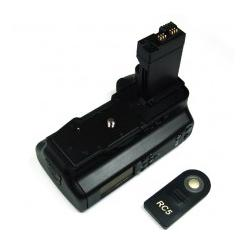 Battery Grip do Canon 550D / 600D LCD pilot BG-E8...