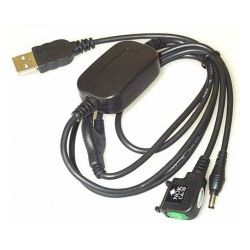 USB kabel do Nokia 3300 6230 6233 N70 N80 E50 CA-70...