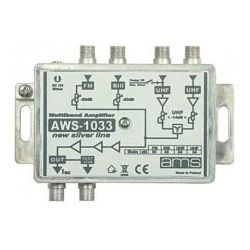 Amplifier AWS-1033 DVB-T / FM / DAB...