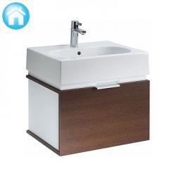 Zestaw łazienkowy Koło Twins, umywalka + szafka, 50 x 52 x 46, L59002