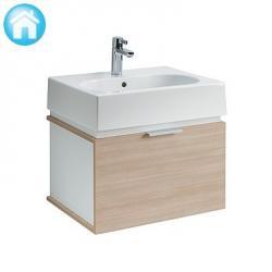 Zestaw łazienkowy Koło Twins, umywalka + szafka, 50 x 52 x 46, L59003