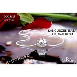 Bransoletka Baza+Koralik