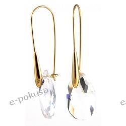 Kolczyki Colibra z kryształem Swarovskiego