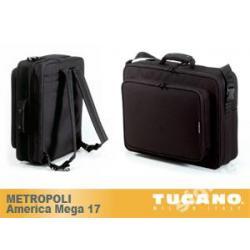 Torba/Plecak TUCANO America Mega do 17' czarna