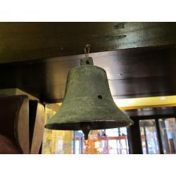 Przestrzelony dzwon z powstania warszawsiego