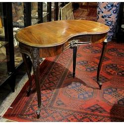 Biurko dla damy - małe,  zgrabne - Ludwik Filip