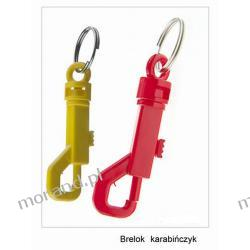 karabinczyk plastikowy, zawieszka do kluczy, brelok karabinczyk reklamowy do kluczy 70 Gadżety