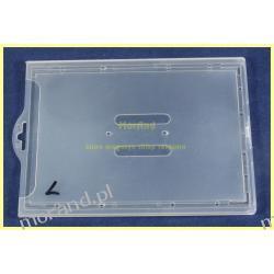 holder identyfikator pionowy na przepustke legitymacje 103x76 a19