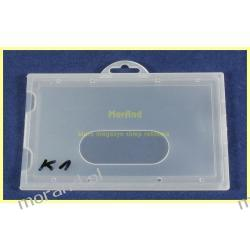 holder identyfikator osobisty na karte 90x54 a16