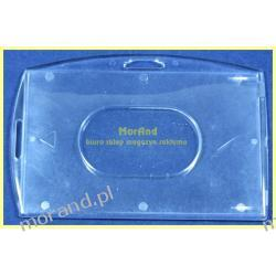 holder identyfikator krystaliczny osobisty na karte 88x54 a23 pc